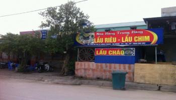 Nhà hàng Trung Hằng