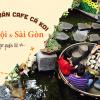 Chọn quán cafe cá koi ở đâu tại Hà Nội và Tp. HCM ?