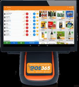 Máy bán hàng POS365 T2 (1 màn)