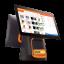 Máy bán hàng POS365 Sunmi T2 (2 màn)