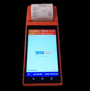 Máy bán hàng cầm tay thông minh POS365 V1S