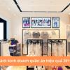 Cách kinh doanh quần áo hiệu quả mới nhất 2019- 2020