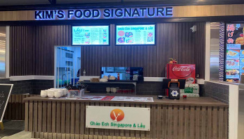 Kim's Food Signature