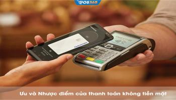 Ưu và Nhược điểm của thanh toán không tiền mặt trong nhà hàng