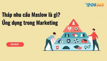 Tháp nhu cầu Maslow là gì? Ứng dụng trong kinh doanh & Marketing
