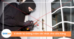 6 thiết bị chống trộm tốt nhất cho cửa hàng của bạn
