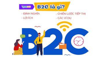 B2C là gì? Định nghĩa, lợi ích, ví dụ và chiến lược tiếp thị