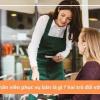 Nhân viên phục vụ bàn là gì và vai trò đối với Nhà hàng?