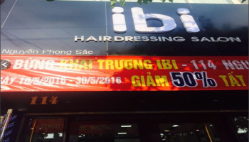 ibi Hairdressing SALON